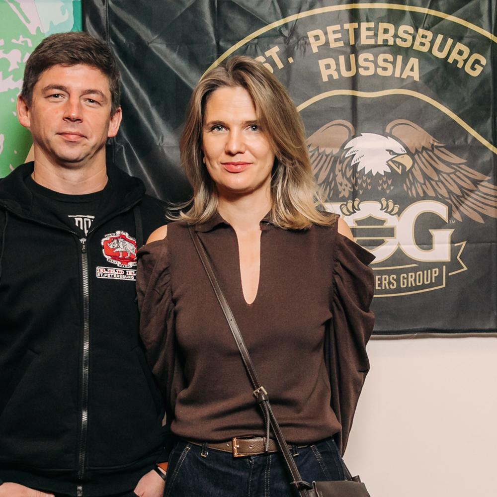 Гасиловы Дмитрий и Ирина